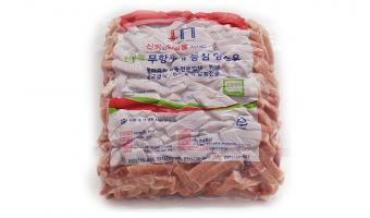 무항생제 등심탕수육 6kg