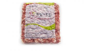 짜장고기(뒷다리살) 3kg / 국내산