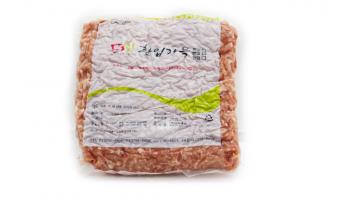 민지고기(뒷다리살) 3kg / 국내산